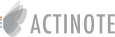 Logo Actinote